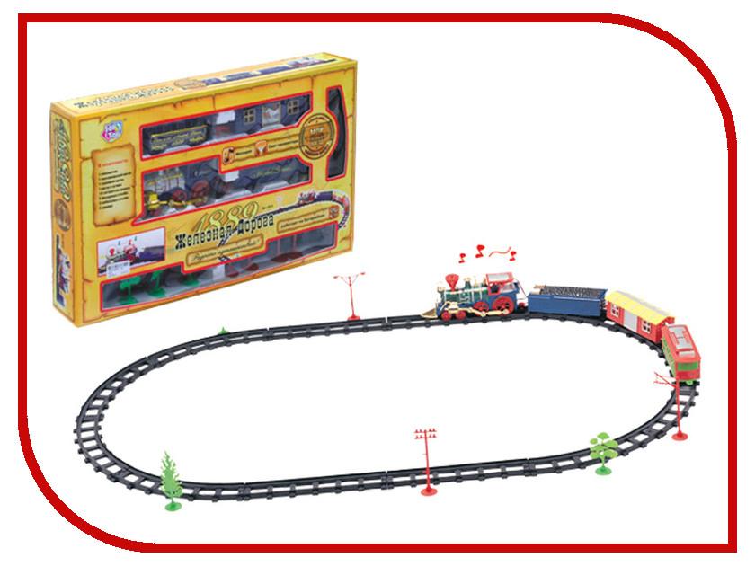Игрушка Joy Toy Железная дорога 1889 619 железная дорога joy toy мой первый поезд 16эл 380 см 0615