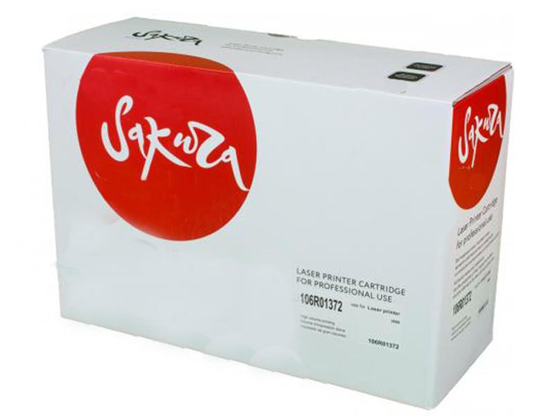 Картридж Sakura SA106R01372 Black
