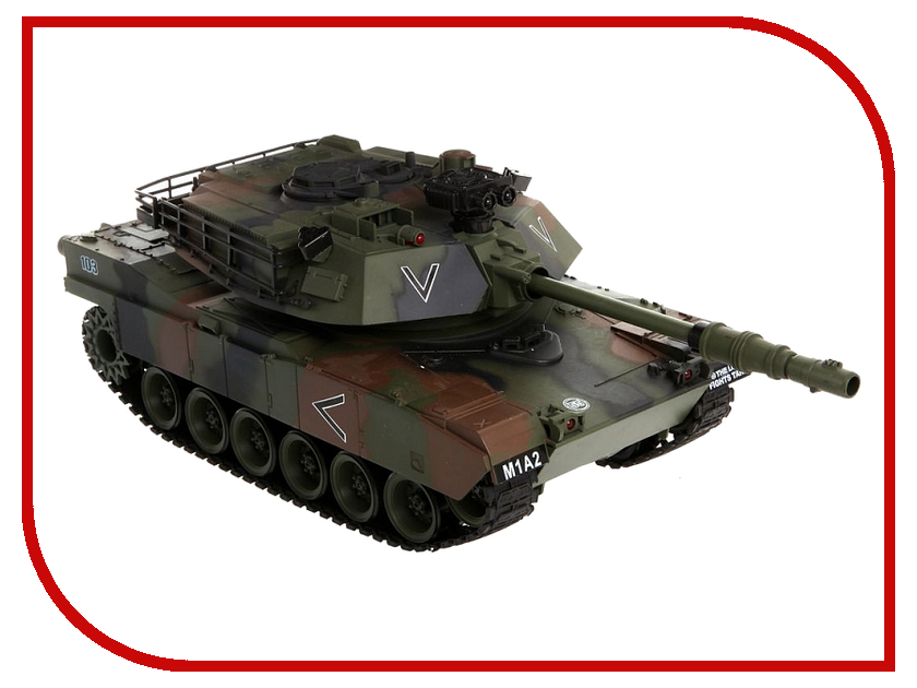 Игрушка Joy Toy Танк M1A2 Абрамс 9362-5/6 wei jiang mp36 commander masterpiece deformation toys randsora toy transformation 5 toy robot action figure model last knight