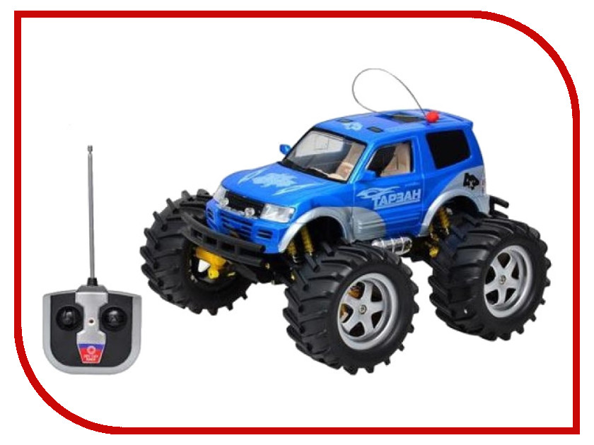 Игрушка Joy Toy Джип Тарзан 9003 игрушка joy toy ралли 9383a