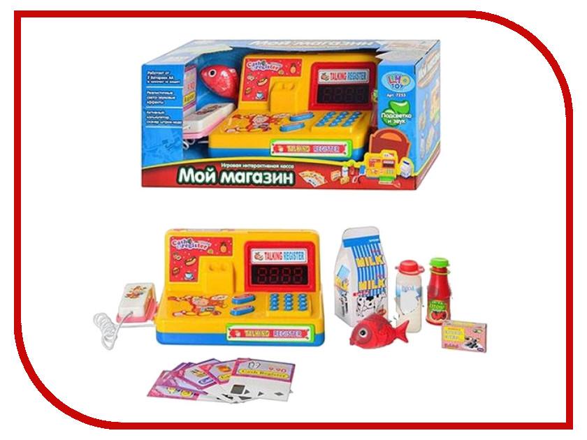 Игра Joy Toy Касса Мой Магазин 7253 игра joy toy мой магазин 7019