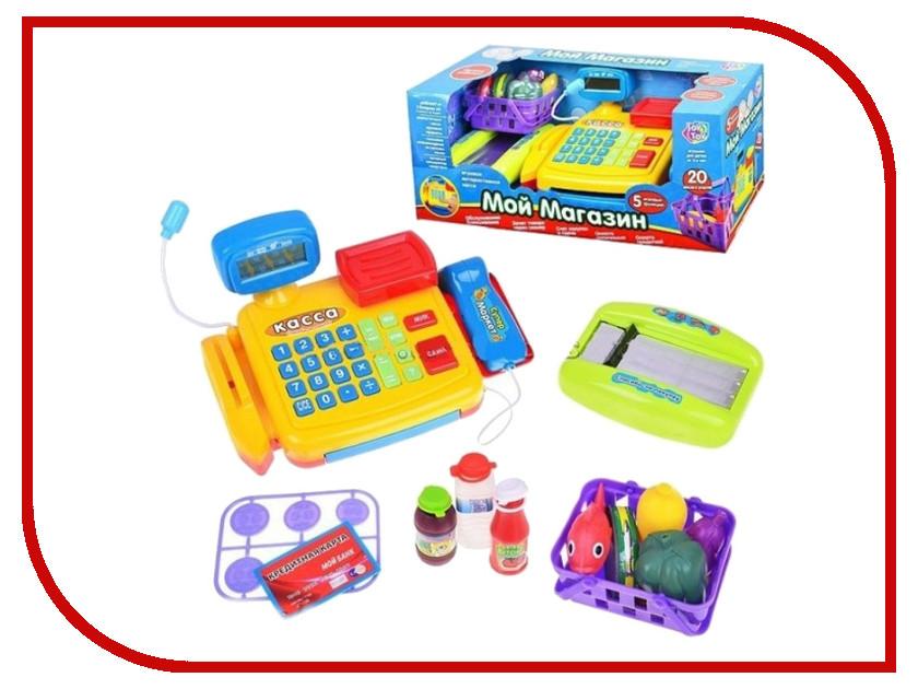 Игра Joy Toy Мой магазин с кассой 7018 игра joy toy мой магазин 7019