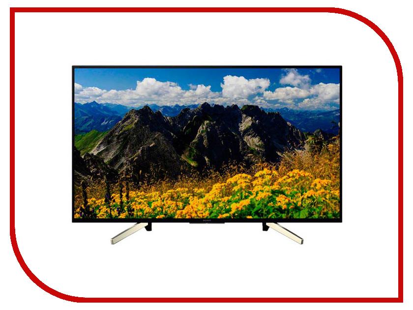 Телевизор Sony KD-55XF7596 sony kd 55xd8599