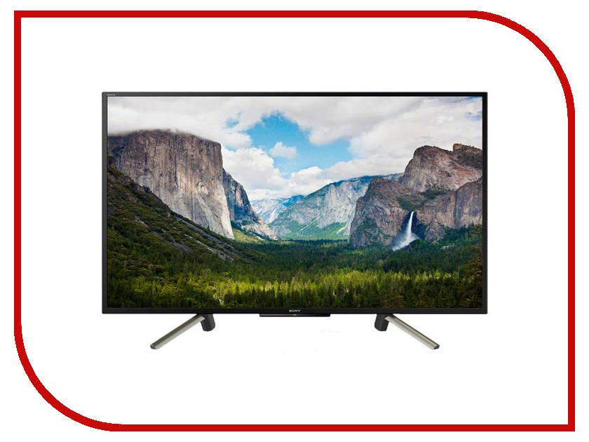 Телевизор Sony KDL-43WF665 sony kdl 24w605a b