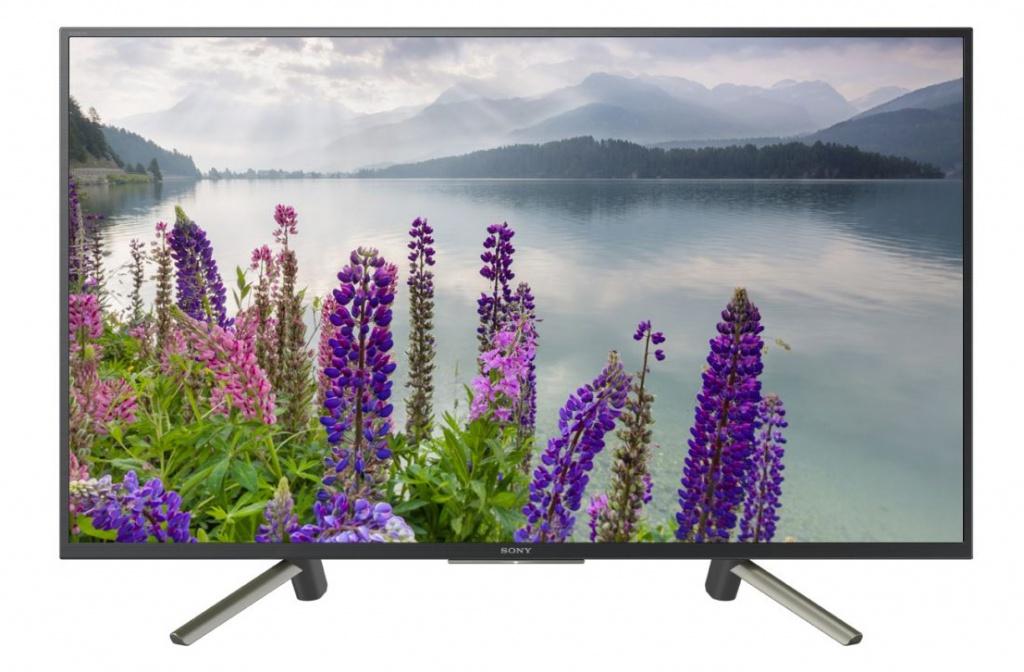 Телевизор Sony KDL-49WF804 цена
