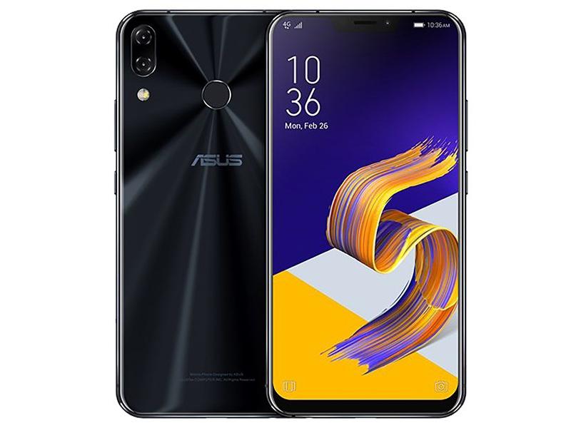 Сотовый телефон ASUS ZenFone 5Z ZS620KL 6/64GB Midnight Blue цена