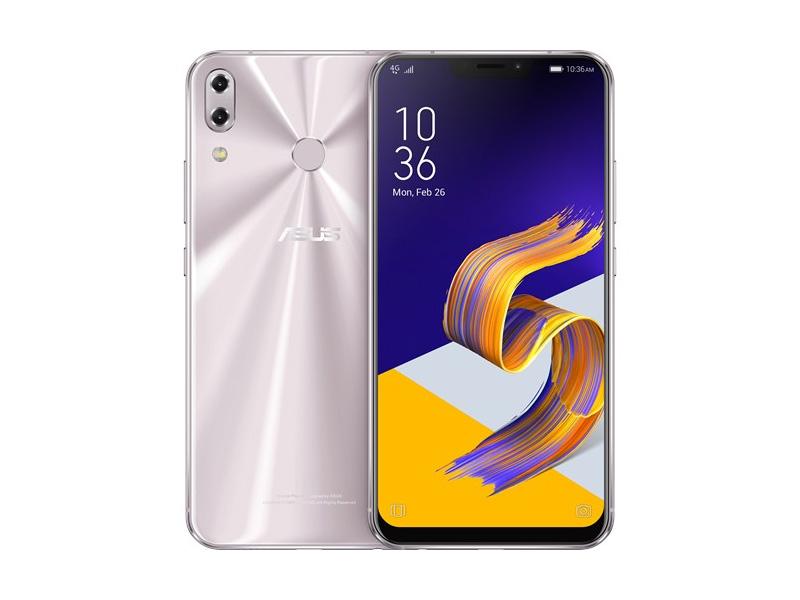 Сотовый телефон ASUS ZenFone 5Z ZS620KL 6/64GB Silver цена