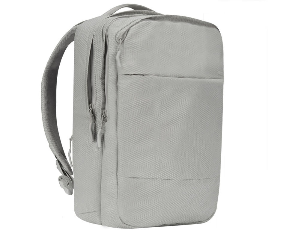Рюкзак Incase 17.0-inch City Backpack with Diamond Ripstop Cool Gray INCO100315-CGY