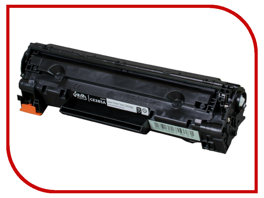 Картридж Sakura SACE285A Black для HP P1100/P1102/P1102W//M1212nf/M1214nfh/M1216nf/M1217nfw/M1218nf/M1219nf 2000к rl1 2593 000 paper pickup roller for hp 1102 1132 1212 1214 1217 p1102 m1132 m1212nf m1214nfh m1217nfw p1102w for canon mf3010