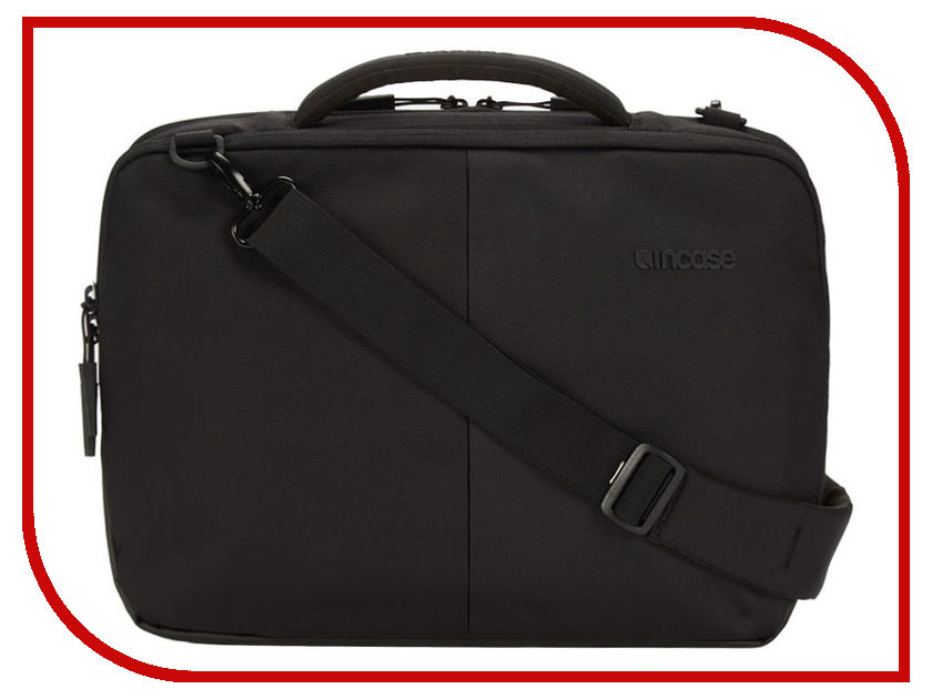 все цены на Аксессуар Сумка 13.0-inch Incase Reform Brief with Tensaerlite для APPLE MacBook Nylon Black INCO300344-NYB