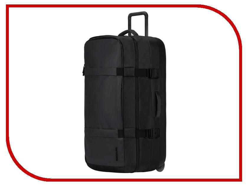 Чемодан Incase Tracto Roller Duffel 93.34x48.89x33.65cm 142L Black INTR20044-BLK сумка рюкзак универсальная incase tracto split duffel s нейлон черный intr20045 blk