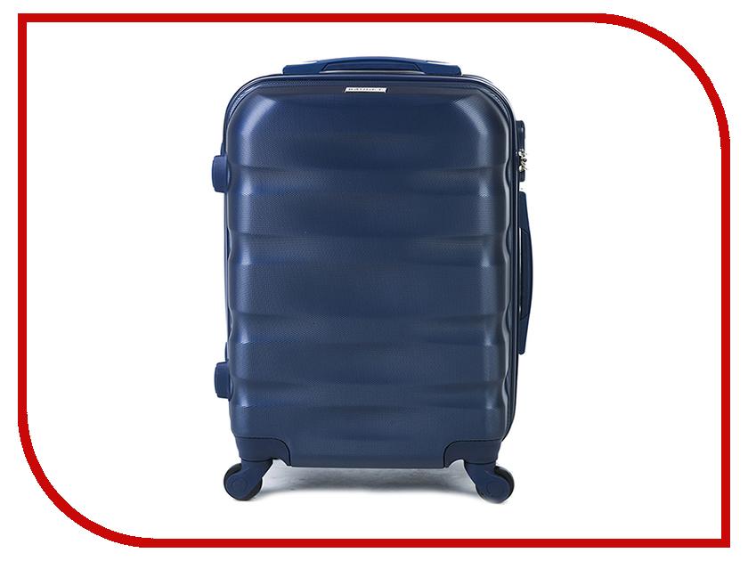Чемодан Baudet BHL0413518 h-60cm 64L Blue