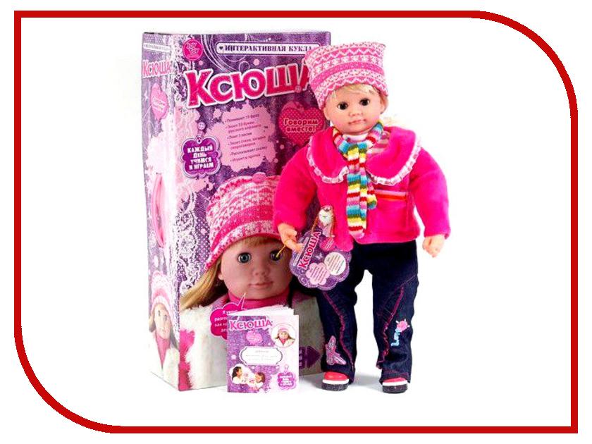 Кукла Joy Toy Ксюша 5331 40cm silicone reborn baby doll toy 16inch newborn princess girls babies dolls birthday xmas gift girls bonecas play house toy