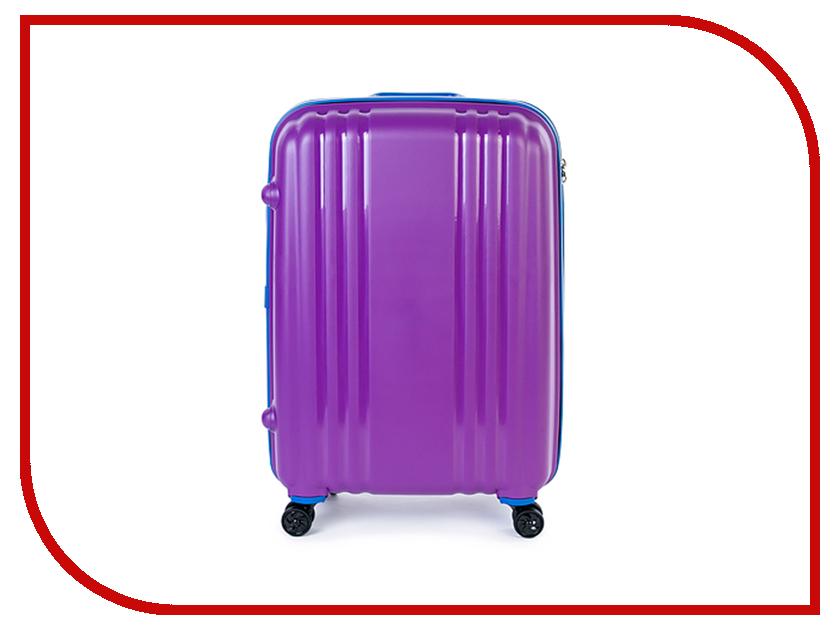 Чемодан Baudet BHL0708803 h-75cm 123.75L Violet-Blue