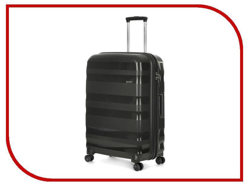 Чемодан Baudet BHL0708807 h-72cm 124.4L Black-Black reisenthel складной рюкзак mini maxi fifties black reisenthel