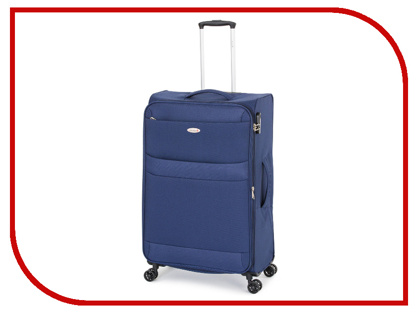 Чемодан Baudet BHL0505207 70cm Blue