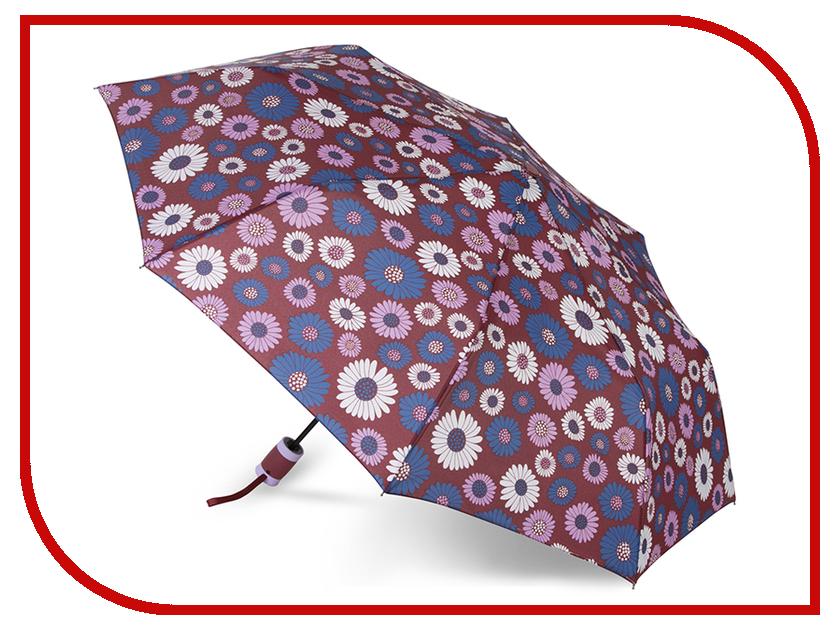 Зонт Baudet 10598-4 Ромашки Bordo зонт baudet 10598 4 ромашки dark violet