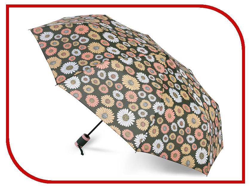 Зонт Baudet 10598-4 Ромашки Dark Green novus 4 26