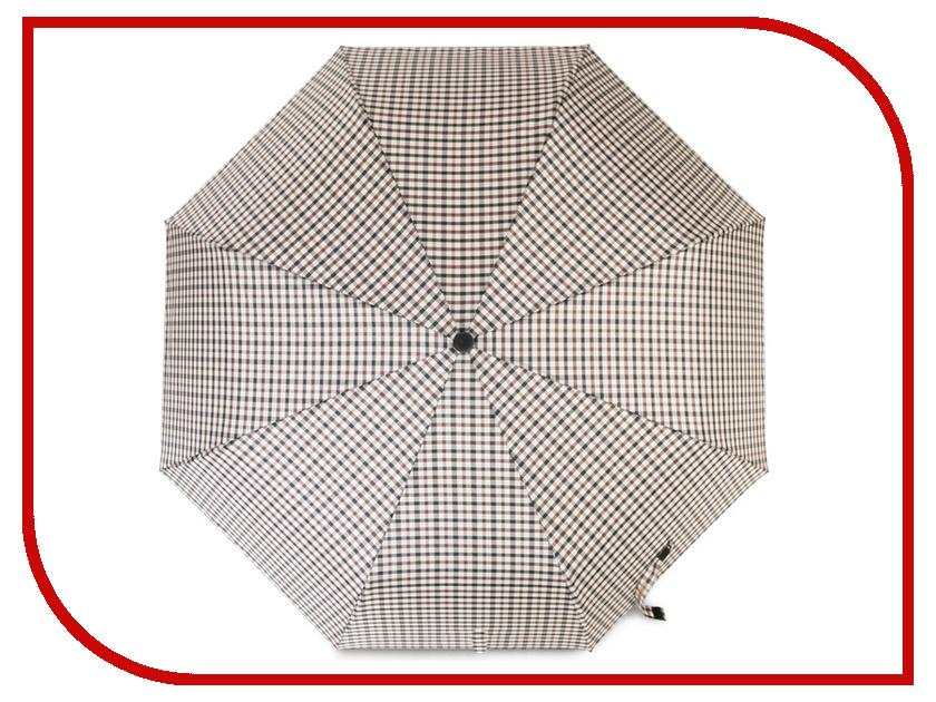Зонт Baudet 10598-5 Клетка крупная Beige-Black