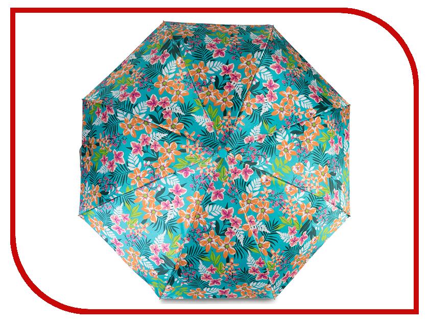 Зонт Baudet 10598-6-503 Цветы Turquoise зонт baudet 10598 4 ромашки dark violet