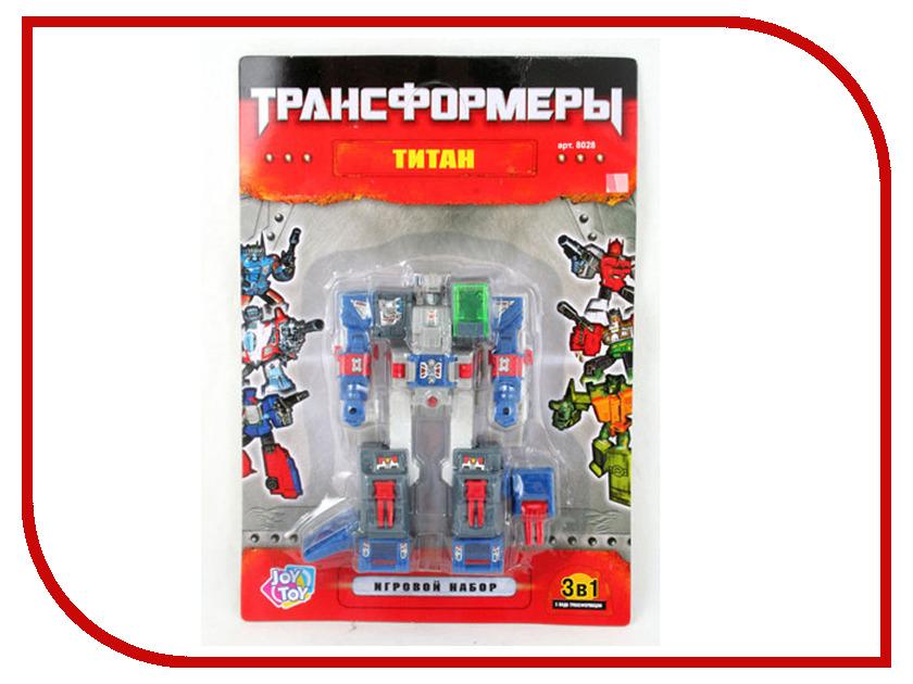 Купить Игрушка Joy Toy Робот-трансформер Титан 63920