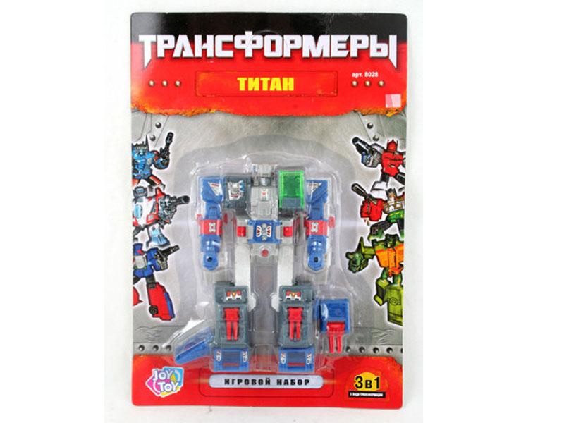 Робот Joy Toy Робот-трансформер Титан 63920