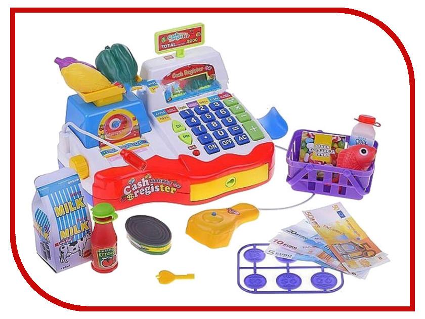 Кассовый аппарат Joy Toy 7162 игрушка joy toy ралли 9383a