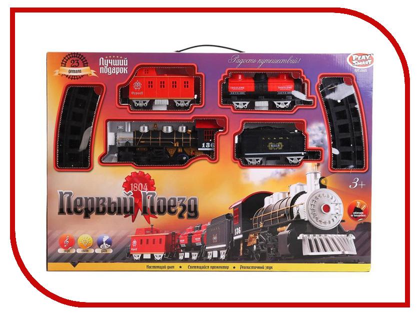 Игрушка Joy Toy Первый поезд 695 железная дорога joy toy мой первый поезд 16эл 380 см 0615