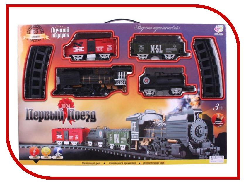 Игрушка Joy Toy Первый поезд 699 железная дорога joy toy мой первый поезд 16эл 380 см 0615