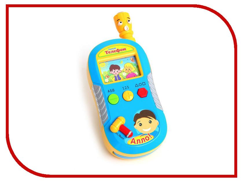 Телефончик Joy Toy 1095114 набор для создания игрушки перловка слоненок фантик высота 19 см