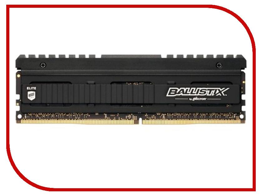 Модуль памяти Crucial DDR4 DIMM 3200MHz PC4-25600 CL15 - 8Gb BLE8G4D32BEEAK модуль оперативной памяти пк crucial ct8g4rfs4213 8gb ddr4 ct8g4rfs4213