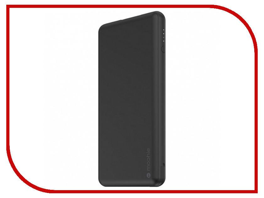 Аккумулятор Mophie Powerstation Plus USB-C 6000 mAh Matt Black 4137 2600mah power bank usb блок батарей 2 0 порты usb литий полимерный аккумулятор внешний аккумулятор для смартфонов светло зеленый