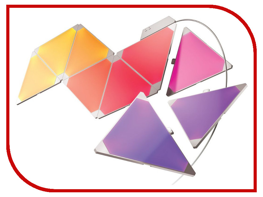 Светильник Nanoleaf Light Panels Smarter Kit