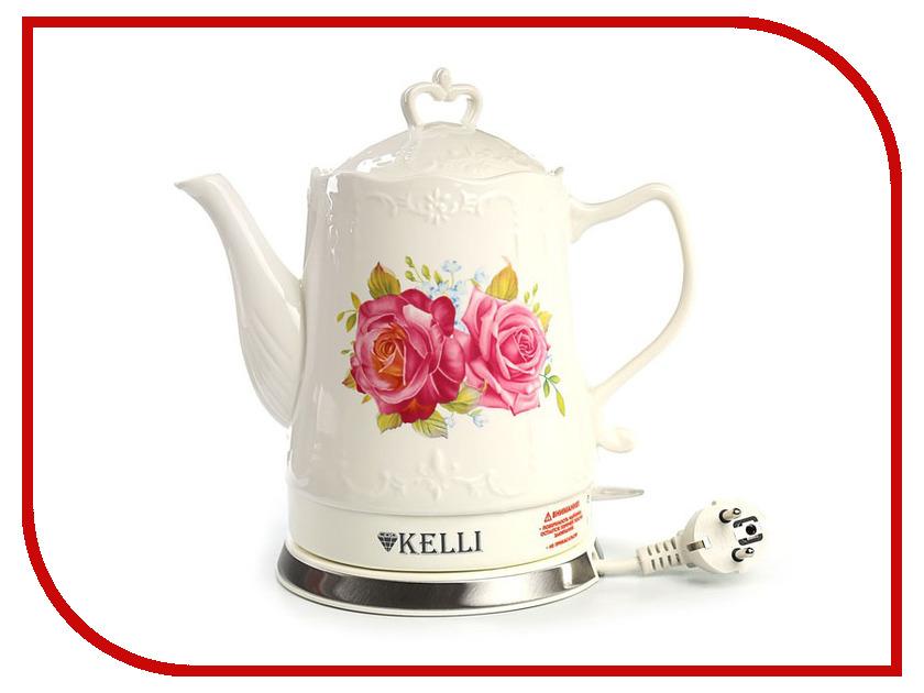 Чайник Kelli KL-1339 весы kelli kl 1527