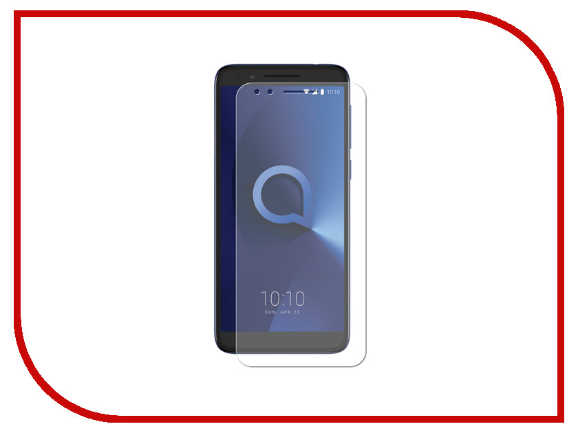 все цены на Аксессуар Защитное стекло для Alcatel 3L Onext 41743