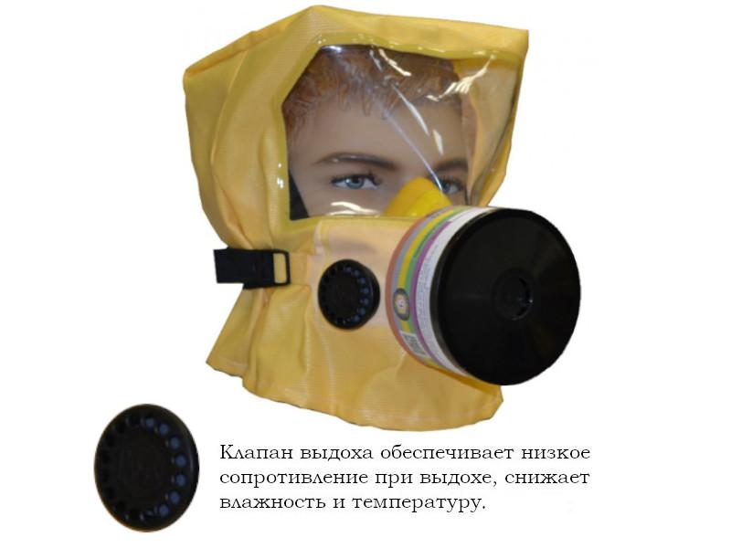 Газодымозащитный комплект Шанс ГДЗК-Е
