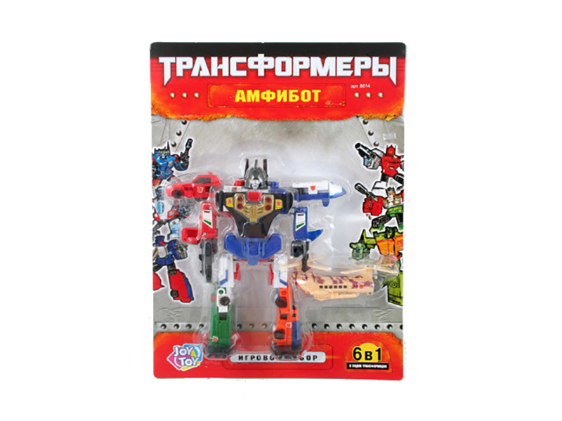 Робот Joy Toy Истребитель 58649