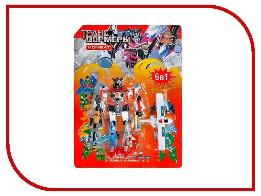 Игрушка Joy Toy Комбат с самолетом 6 в 1 58365 подвесной светильник odeon light padma 2685 5