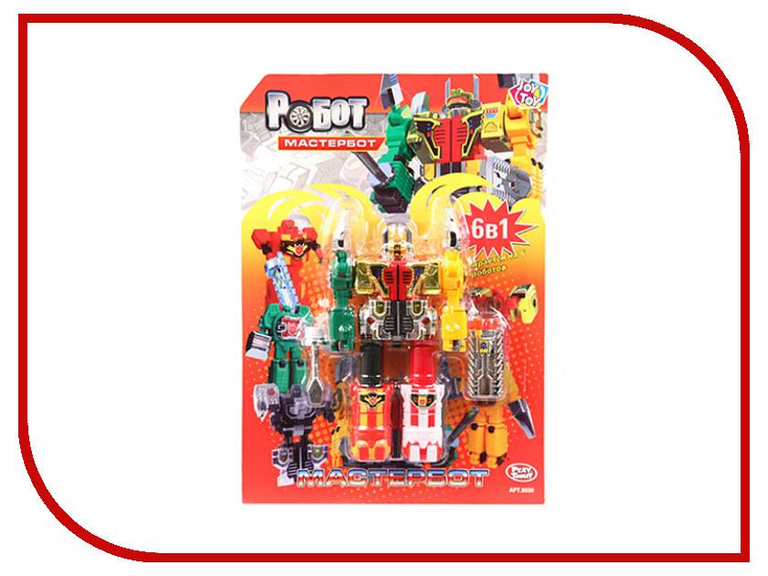 Игрушка Joy Toy Мастербот 6 в 1 58245 1 toy т54440
