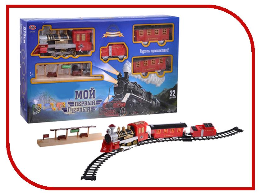 Игрушка Joy Toy Мой первый поезд A144-H06169 железная дорога joy toy мой первый поезд 16эл 380 см 0615