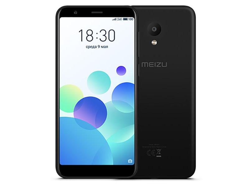 Сотовый телефон Meizu M8c 16Gb Black