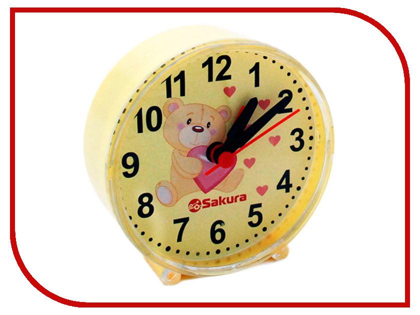 Часы Sakura SA-8513Y мясорубка sakura sa 6407
