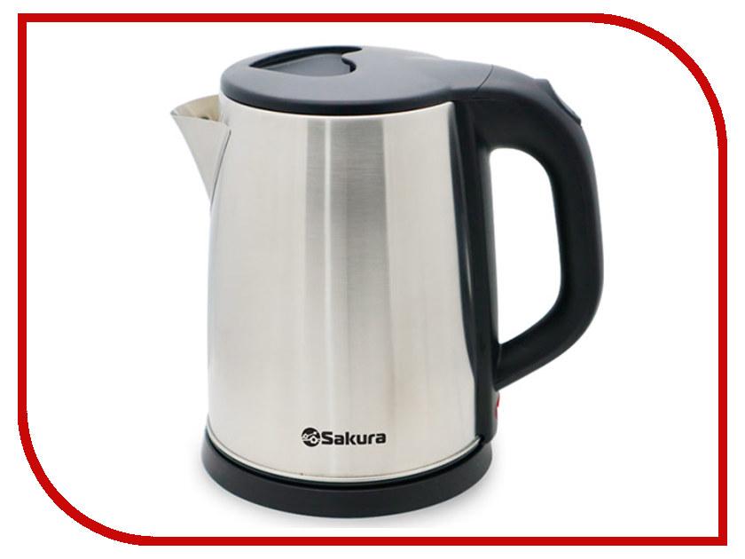 Чайник Sakura SA-2149 Black термопот sakura sa 314wb white black