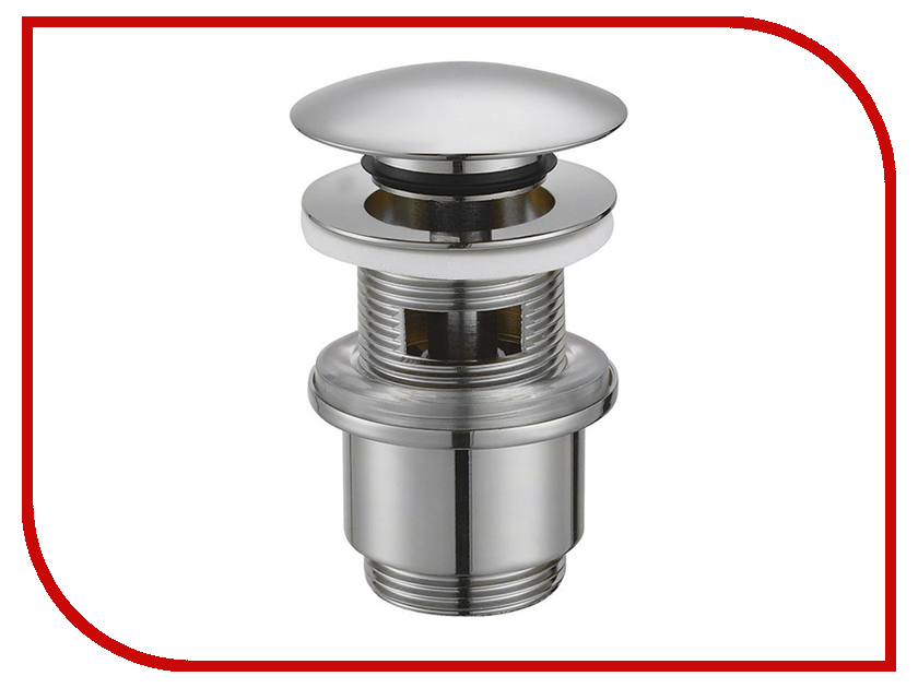 Донный клапан Cezares CZR-SAT5-01 Chrome cezares retro czr def2 03 bi