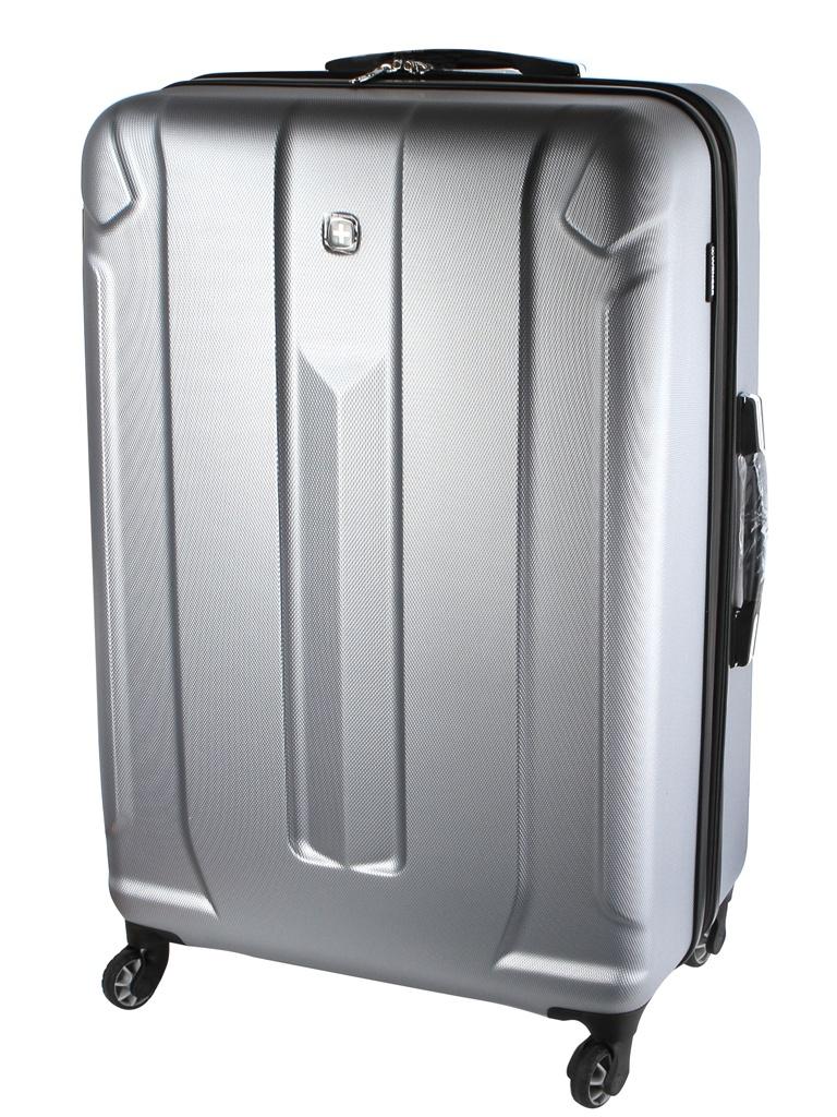 Чемодан Wenger Zurich III 48x30x79cm 105L Silver 6573404177