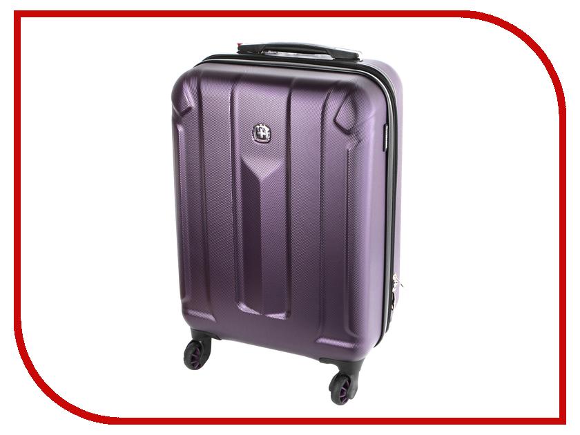 цены Чемодан Wenger Zurich III 35.5x23x56cm 34L Purple 6573909154