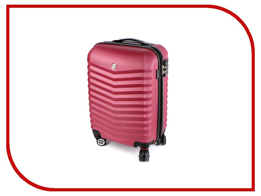Чемодан Wenger Fribourg 33x23x55cm 35L Red 32300152