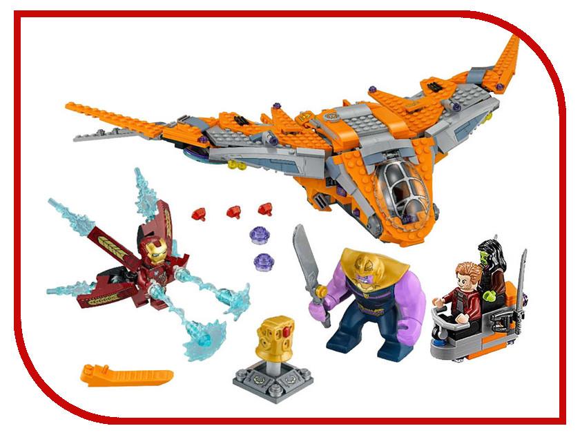 Конструктор Lepin Война бесконечности: Танос - последняя битва 755 дет. 07103 конструктор lepin technician внедорожник 1132 дет 20030