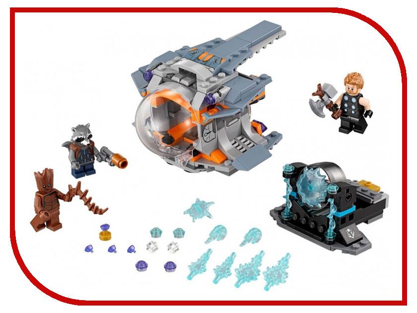 Конструктор Lepin Война бесконечности: В поисках оружия Тора 250 дет. 07105