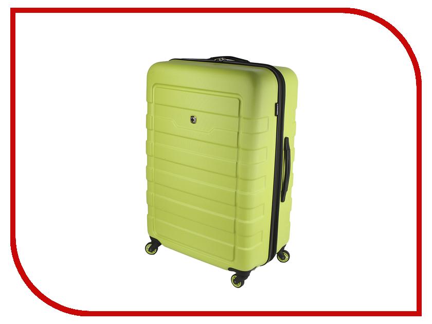 Чемодан Wenger Tresa 48x30x76cm 100L Lime Green 6581227177 чемодан wenger tresa розовый абс пластик 48x30x76 см 100 л 1289952